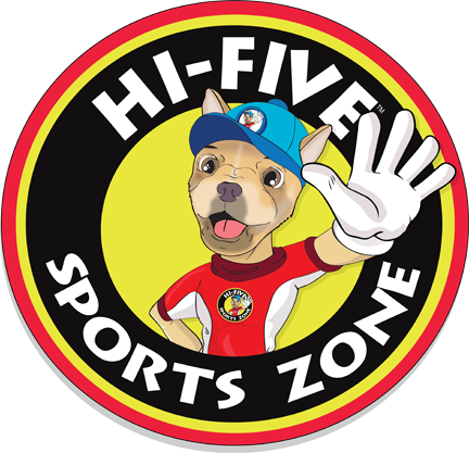 Hi Five Sports Logo